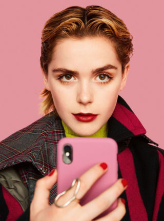 Kiernan Shipka for Instyle Magazine (October 2018)