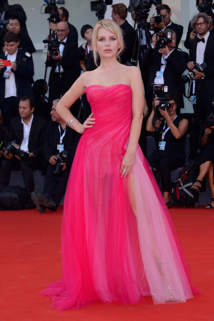 Lottie Moss at First Man Premiere at Venice Film Festival