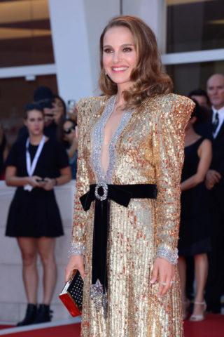 "Natalie Portman - ""Vox Lux"" at the Venice Film Festival"