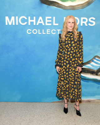 Nicole Kidman at Michael Kors Fashion Show at NYFW