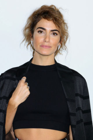 Nikki Reed at Naeem Khan Show at NYFW