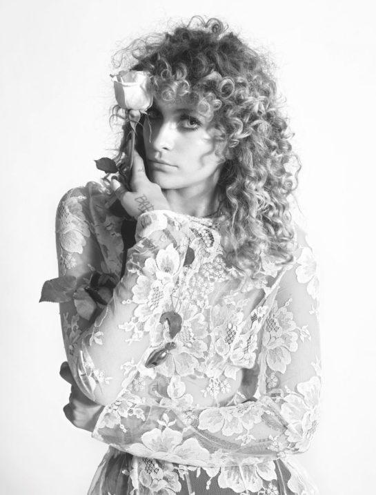 Paris Jackson in CR Fashion Book, September 2018