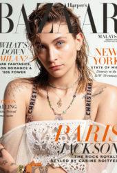 Paris Jackson in Harper's Bazaar Magazine (Malaysia September 2018)