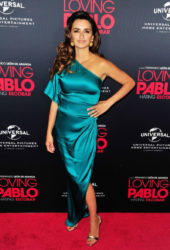 "Penélope Cruz at ""Loving Pablo"" Special Screening in West Hollywood"