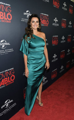 """Penélope Cruz at """"Loving Pablo"""" Special Screening in West Hollywood"""