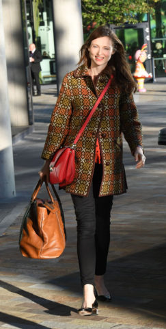 Sophie Ellis-Bextor Out in Manchester