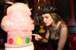 Bella Thorne Celebrate 21st Birthday in Las Vegas