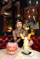 Bella Thorne Celebrate 21st Birthday in Las Vegas