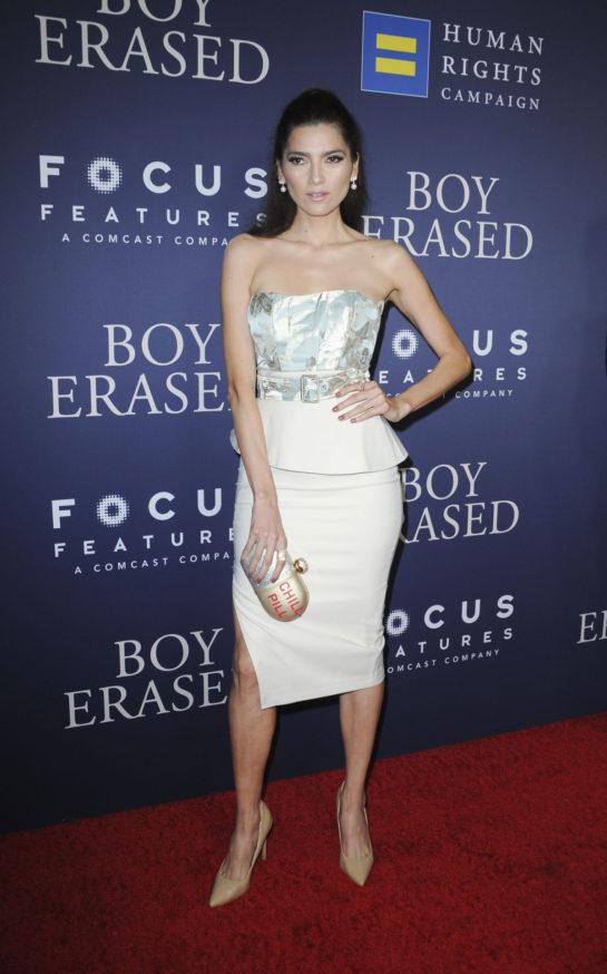 """Blanca Blanco at """"Boy Erased"""" Special Screening at Directors Guild of America in Los Angeles"""