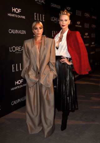 Charlize Theron at ELLE Women in Hollywood in Los Angeles