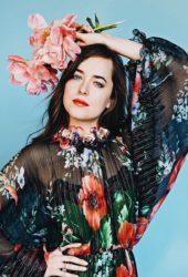 Dakota Johnson for Elle Magazine (April 2018)