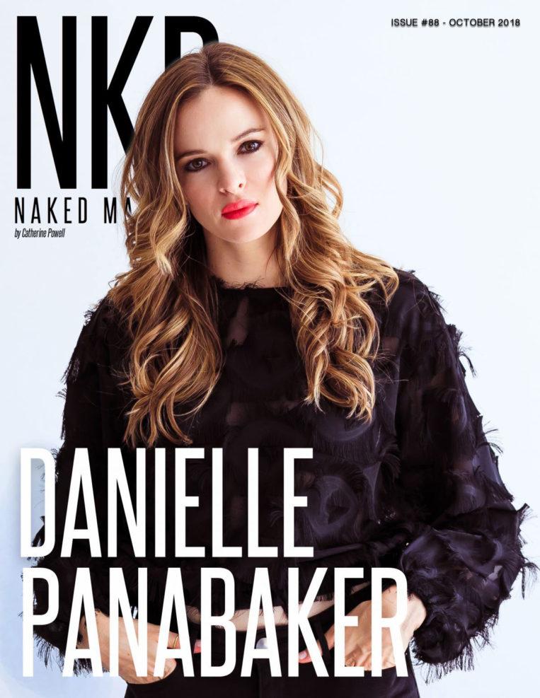 Danielle Panabaker For NKD Magazine (October 2018)