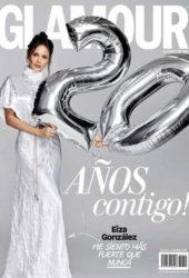 Eiza González in Glamour Magazine (Mexico October 2018)
