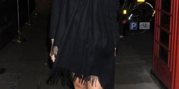 Emily Canham at Tallia Storm's 20th Birthday Party in London