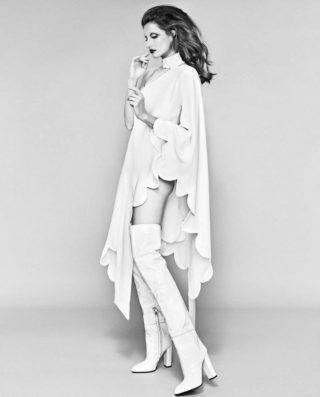 Gisele Bundchen for Vogue (Italia October 2018)