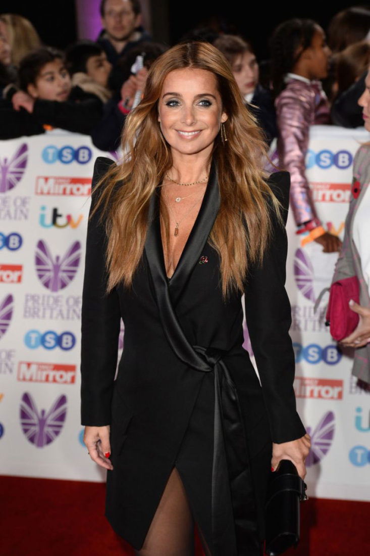 Louise Redknapp at Pride of Britain Awards 2018 in London