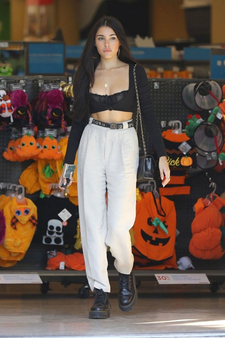 Madison Beer Shopping in LA