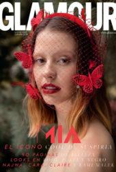 Mia Goth in Glamour Magazine (Spain November 2018)