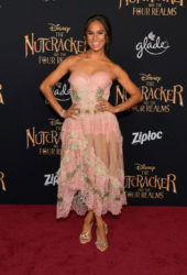 "Misty Copeland at ""The Nutcracker and the Four Realms"" Premiere in Los Angeles"