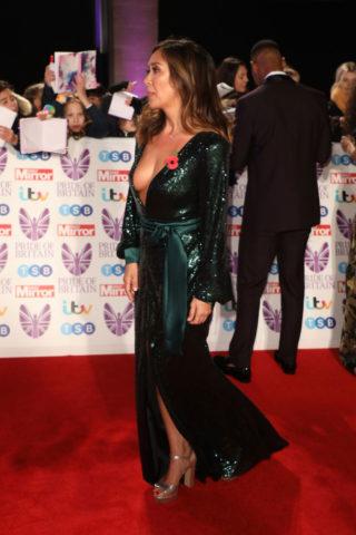 Myleene Klass at Pride of Britain Awards 2018 in London