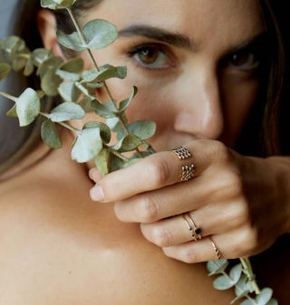 Nikki Reed for Bayou with Love 2018