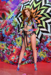 Alexina Graham at Victoria's Secret Fashion Show 2018