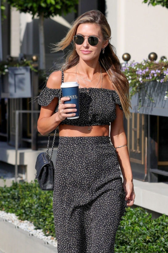 Audrina Patridge Out in Los Angeles