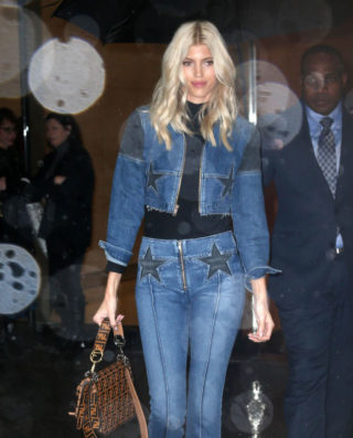 Devon Windsor at Victoria's Secret Fashion Show Fittings in New YorkDevon Windsor at Victoria's Secret Fashion Show Fittings in New York