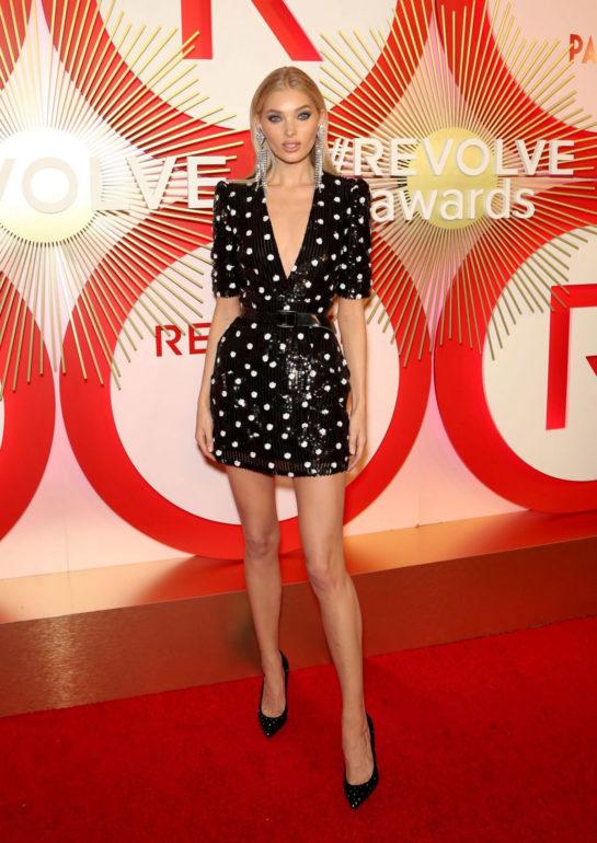 Elsa Hosk at #RevolveAwards in Las Vegas