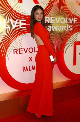 Emily DiDonato at #RevolveAwards in Las Vegas