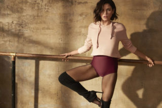 Jenna Dewan for Danskin reveal first Capsule Collection (November 2018)