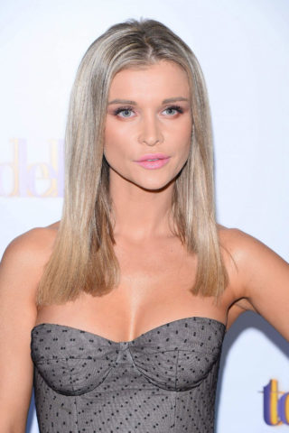 Joanna Krupa at Top Model Show in Warsaw
