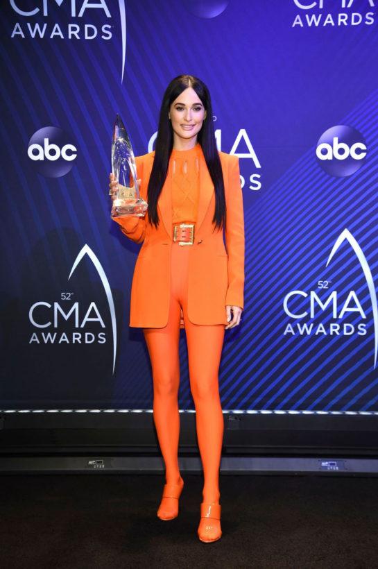 Kacey Musgraves at CMA Awards 2018