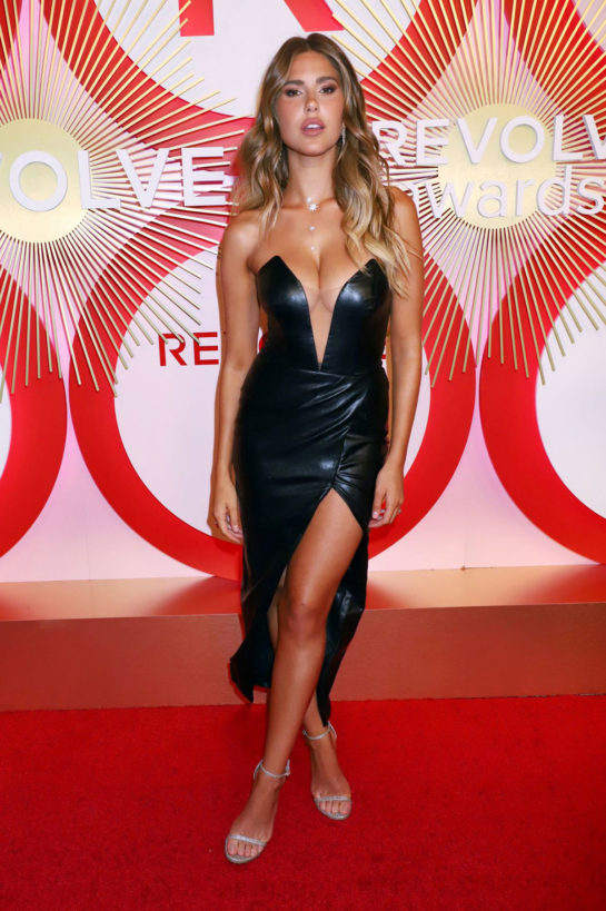 Kara Del Toro at #RevolveAwards in Las Vegas