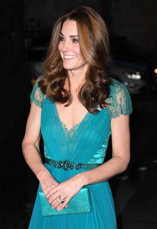 Kate Middleton at Tusk Conservation Awards in London