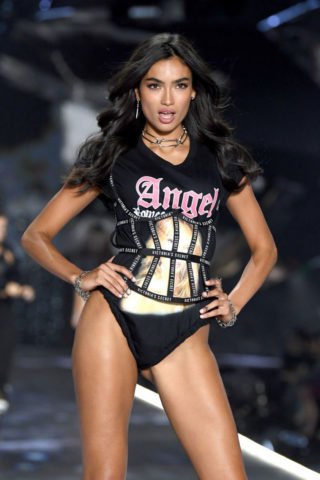 Kelly Gale at Victoria's Secret Fashion Show 2018