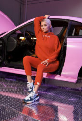 Kylie Jenner for Adidas Originals COEEZE Apparel Collection