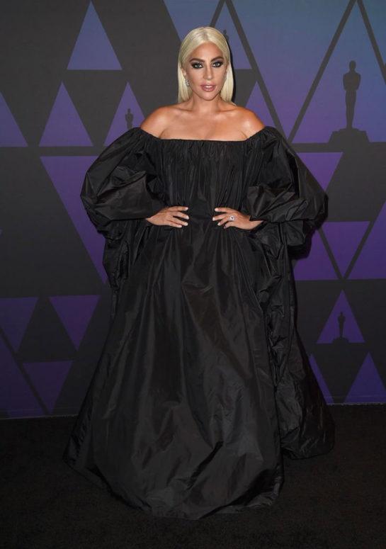 Lady Gaga at 2018 Governors Awards
