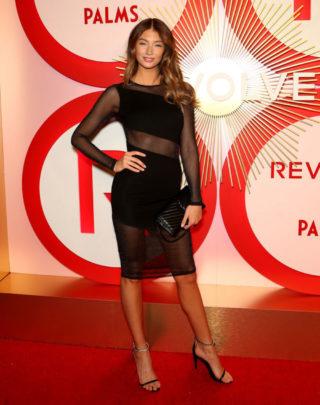 Lorena Rae at #RevolveAwards in Las Vegas