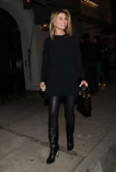 Lori Loughlin at Craig's in West Hollywood
