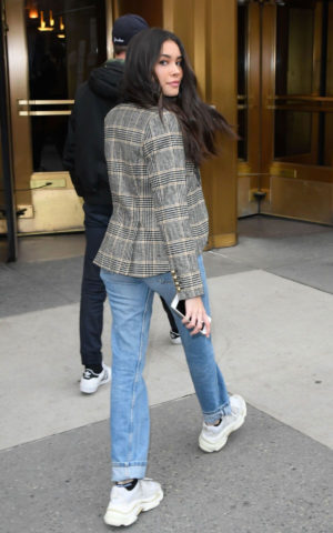 Madison Beer Out and About in New York