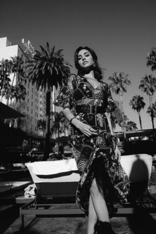 Madison Beer in Flaunt Magazine, Double Standards Issue 2018