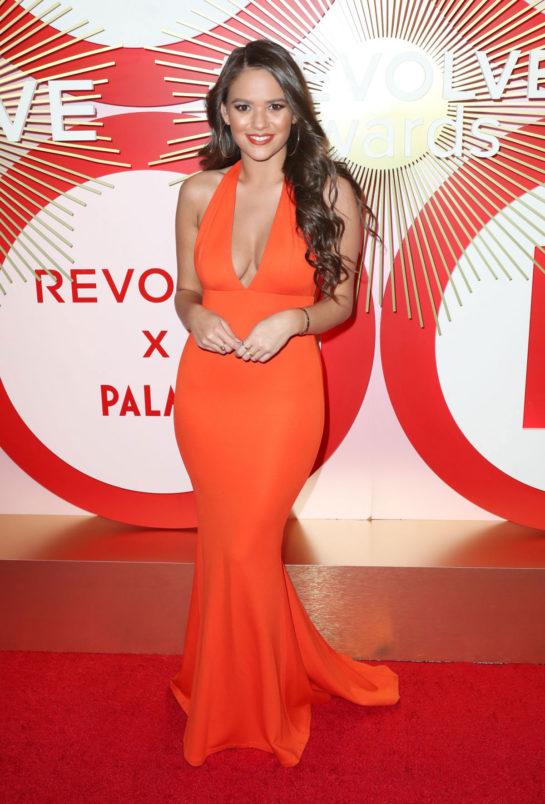 Madison Pettis at #RevolveAwards in Las Vegas