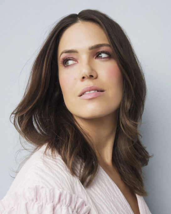 Mandy Moore for Bustle 2018