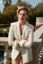 Margot Robbie Photoshoot for Porter Magazine 2018