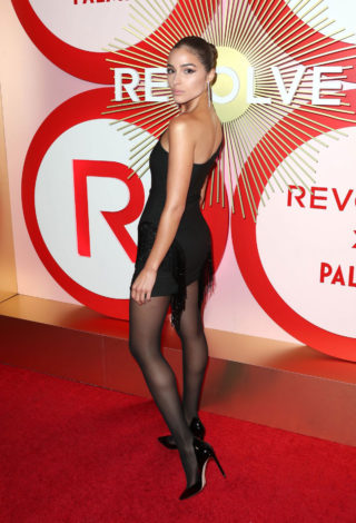 Olivia Culpo at #RevolveAwards in Las Vegas