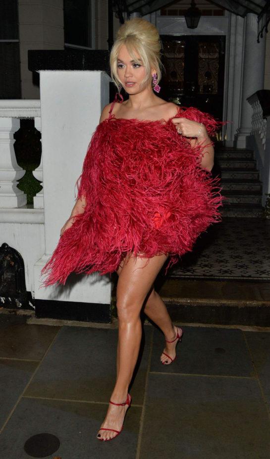 Rita Ora at Phoenix Album Release Party in London
