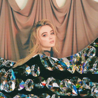 Sabrina Carpenter for Singular Photoshoot 2018