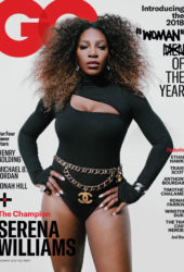 Serena Williams on the Cover of GQ 2018 Women of the Year Issue