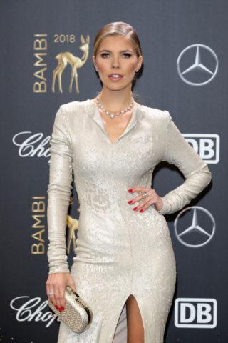 Victoria Swarovski at 2018 Bambi Awards
